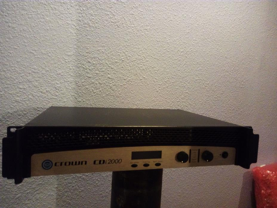 Crown CDi 2000