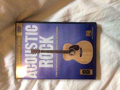 Acoustic Rock Hal Leonard Fretlight Ready