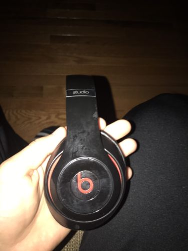 Used Beats Studio Black