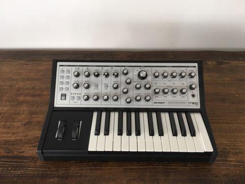 Moog Sub Phatty Keyboard Synthesizer