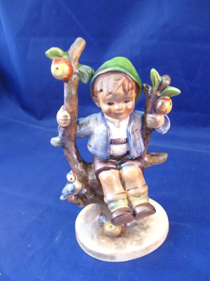 Vintage Goebel Hummel Figurine - Apple Tree Boy - Mint Condition.