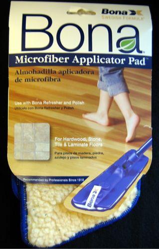 Bona Microfiber Applicator Pad - Hardwood, Stone, Tile, Laminate Floors