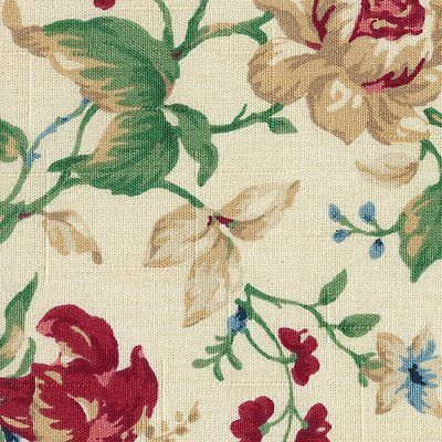 Longaberger Heirloom Floral LARGE GATHERING Basket Liner