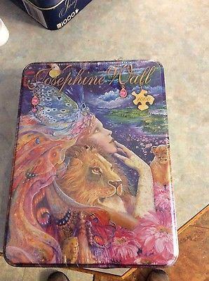 Josephine wall puzzle heart and soul collectible tin
