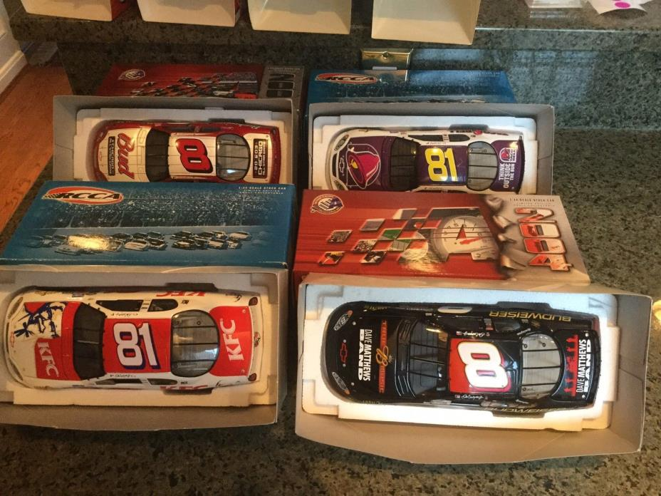 Action Dale Jr 1:24 NASCAR Diecast  (diecasts sold separately)