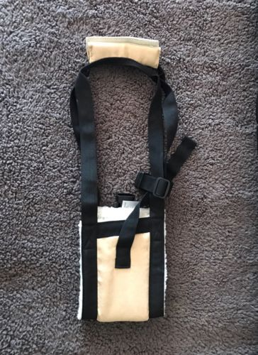 Komfy Fleece Dog Mobility Sling / Lift Small For Mobility Support