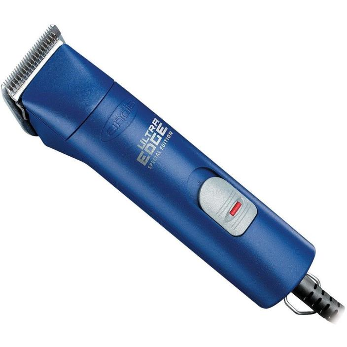 NEW Andis Clippers UltraEdge AGC2 Super 2 Speed Clipper, Blue