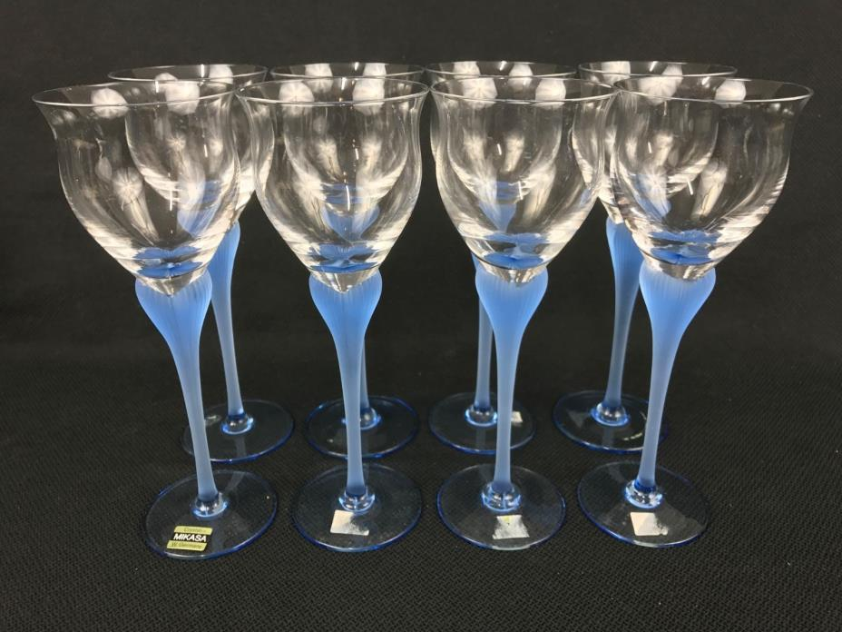 Mikasa Crystal Wine Glasses For Sale Classifieds