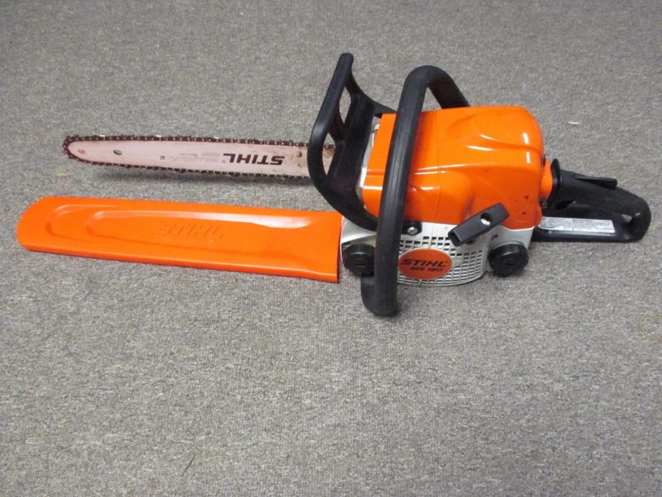 Stihl MS 180C Chainsaw