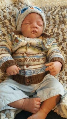 reborn lifelike  baby doll