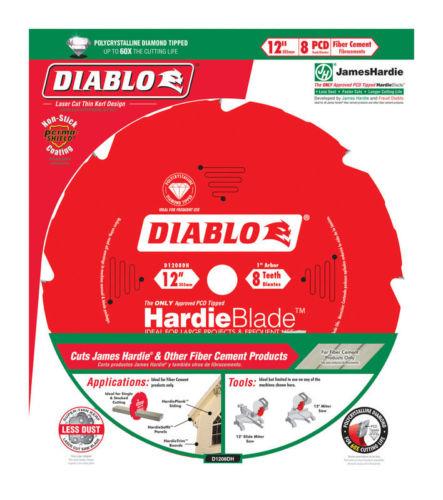 Diablo Circular Saw Blade 8 Teeth Pack 1