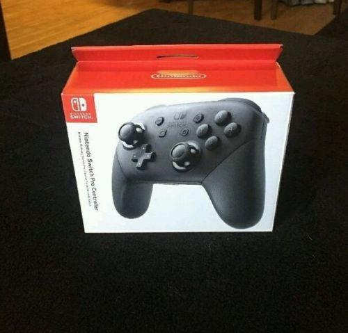 NEW Nintendo Switch Console Gray Remote