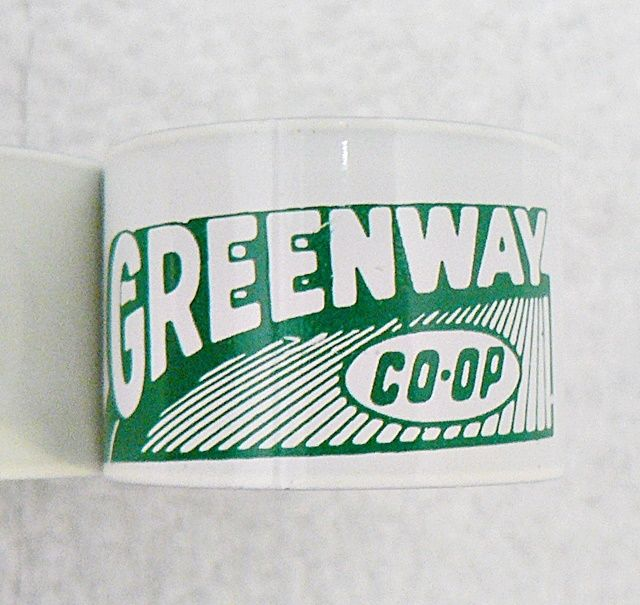 GREENWAY CO-OP 36 INCH METAL LUFKIN TAPE MEASURE