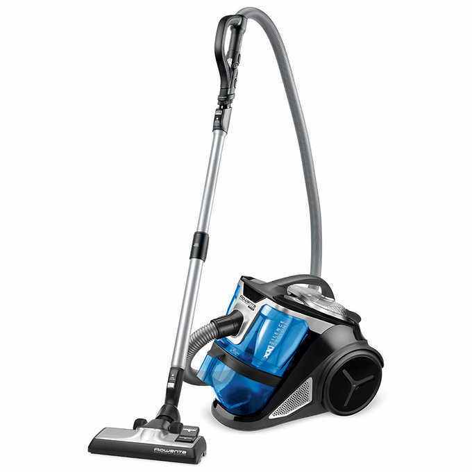 Rowenta Silence Force Extreme Cyclonic Canister Vacuum