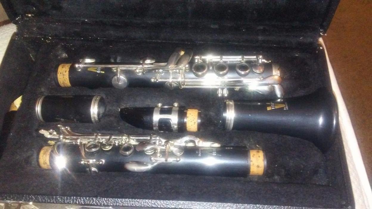 clarinet vito