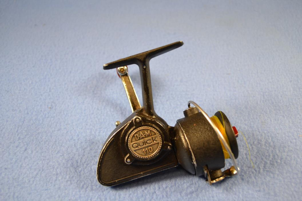 Dam Quick Fishing Reels For Sale Classifieds