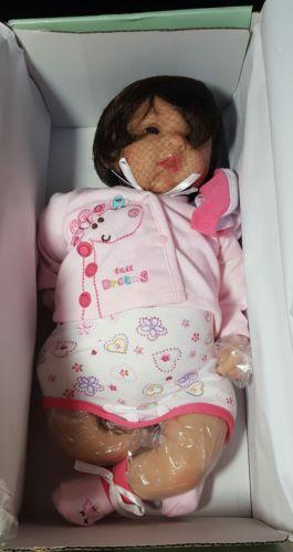 Paradise Galleries Lifelike Realistic Baby Doll, Tall Dreams Ensemble NIB