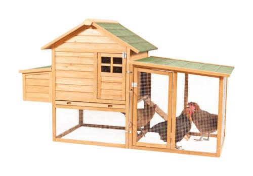 Chicken Coop Peak Roof Pack 1