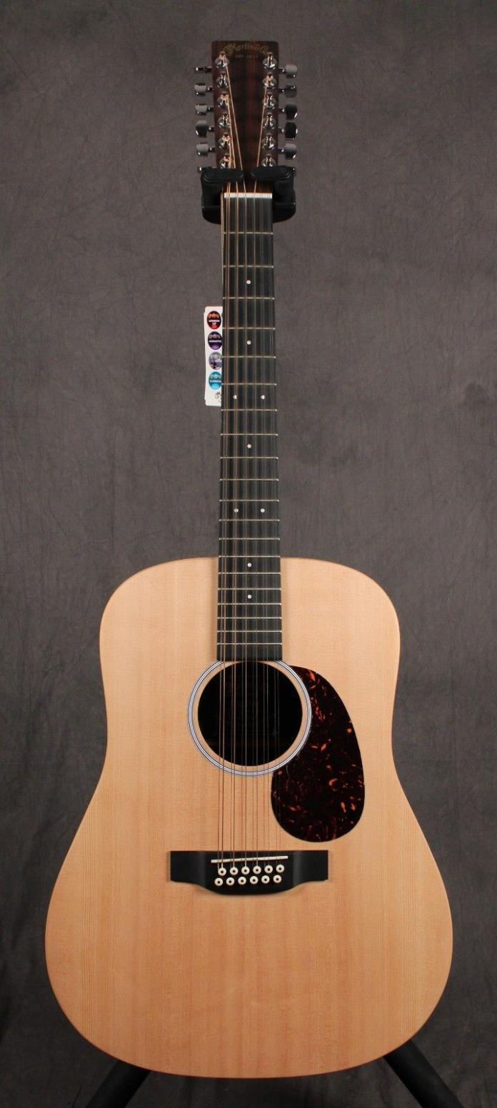 martin 12 string acoustic guitar for sale classifieds. Black Bedroom Furniture Sets. Home Design Ideas