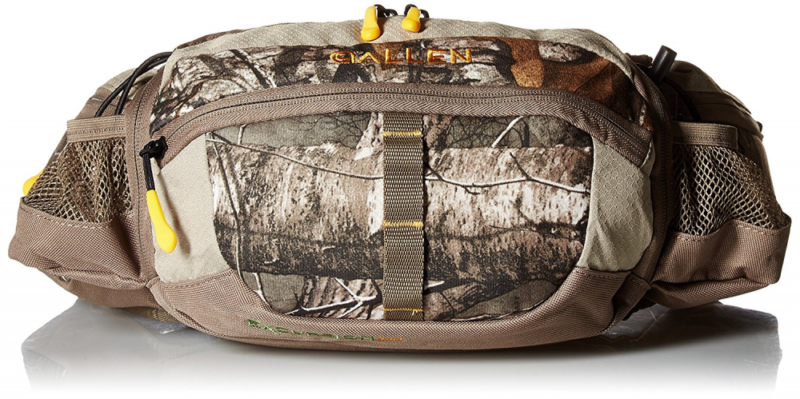 Allen Excursion Waist Pack, Realtree Xtra Camo, 350 cu. in.