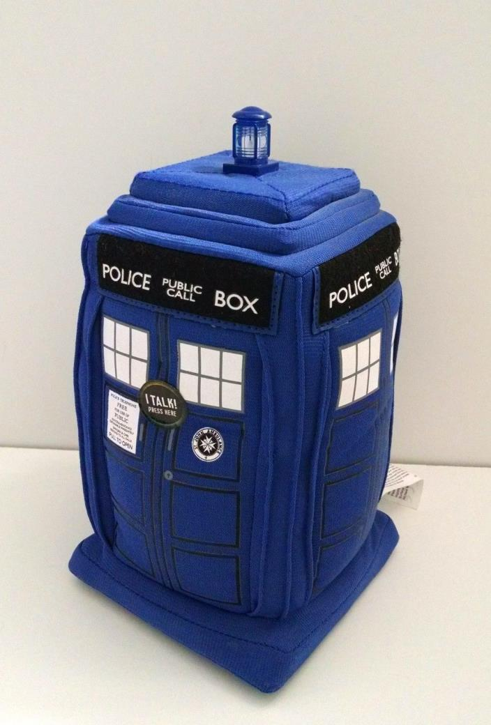 Doctor Who Tardis Police Public Call Box 8