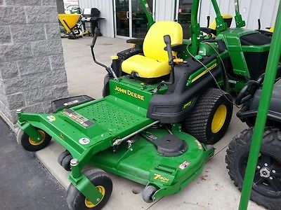 2015 John Deere Z997R Zero Turn Mowers