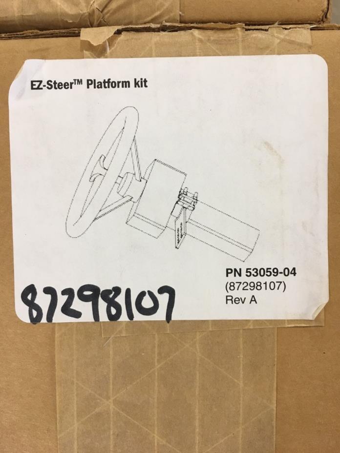 EZ-Steer Platform Kit (Bracket)