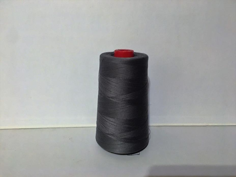 Coats Epic polyester corespun tex 30 6000 yds thread soft steel-gray