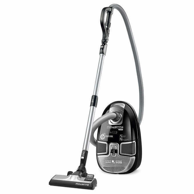 Rowenta Silence Force Extreme Compact Canister Vacuum