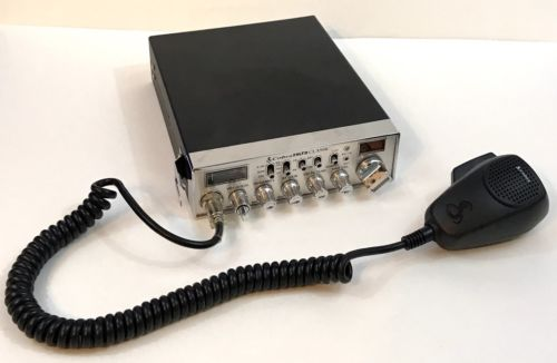 COBRA 29LTD CLASSIC CB RADIO WITH COBRA MIC