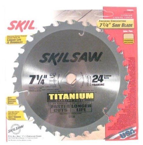Skil 75924 SkilSaw Titanium 7-1/4