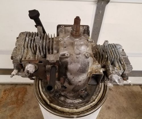 18HP Briggs And Stratton Opposed Twin Engine Long Block