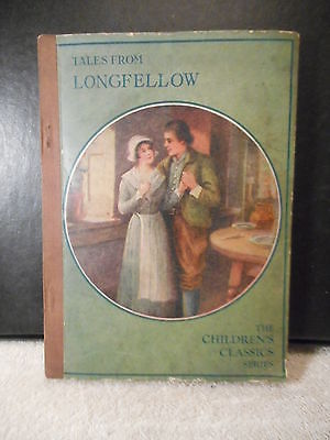 Children's Classics Series  Tales From Longfellow  (1917)  412BX.