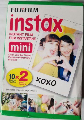 FujiFilm Instax mini 10x2 Instant Film 08/2018  NEW