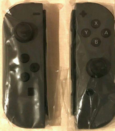 New Nintendo NES Switch Grey Joycon (L)(R)