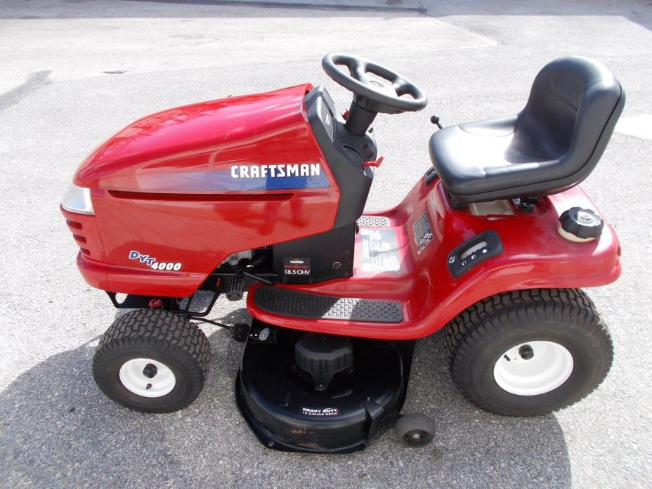 Craftsman 4000 Riding Lawn Mower : Craftsman belt for sale classifieds