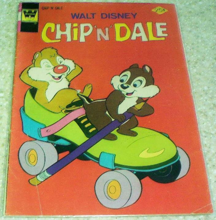 Walt Disney's Chip 'n' Dale 31, (FN- 5.5) 1975, 50% off Guide!