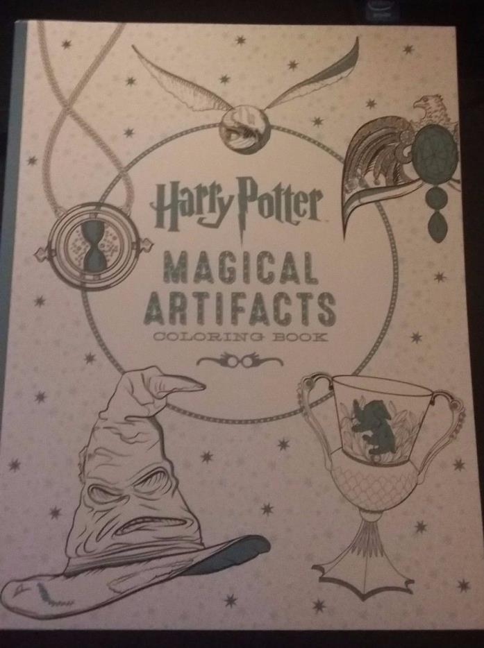 Harry Potter Spell Books