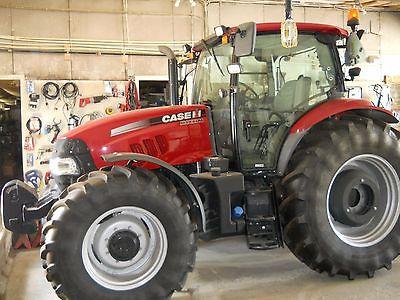 2013 Case IH 115 Tractor 4x4