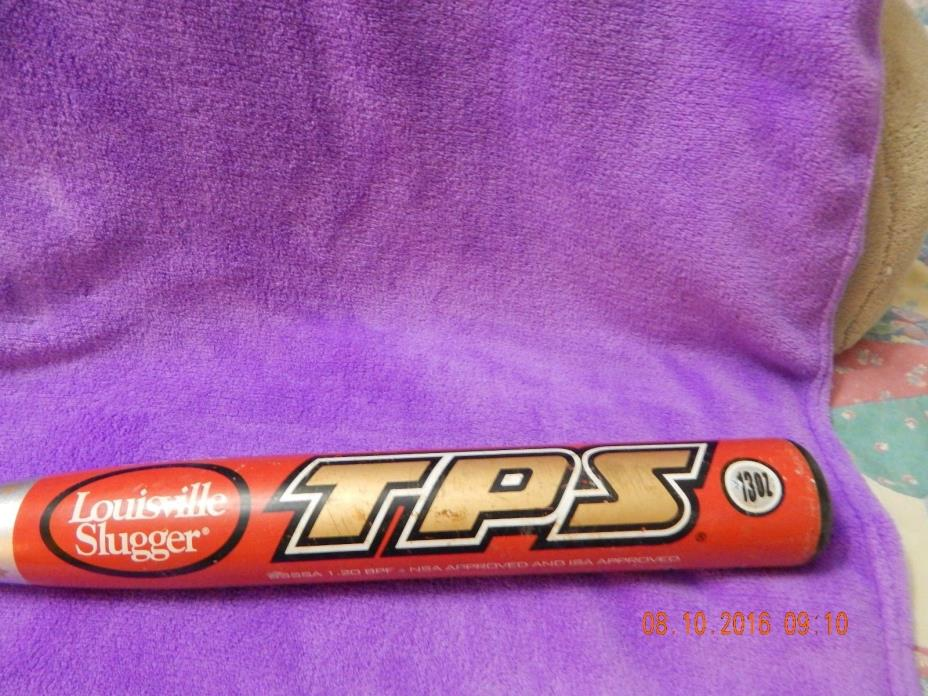 Louisville Slugger TPS Mystic Official Softball Bat