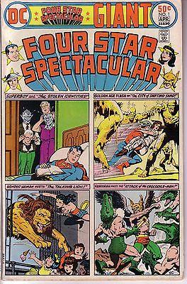 FOUR STAR SPECTACULAR #1 (VG-) 1976
