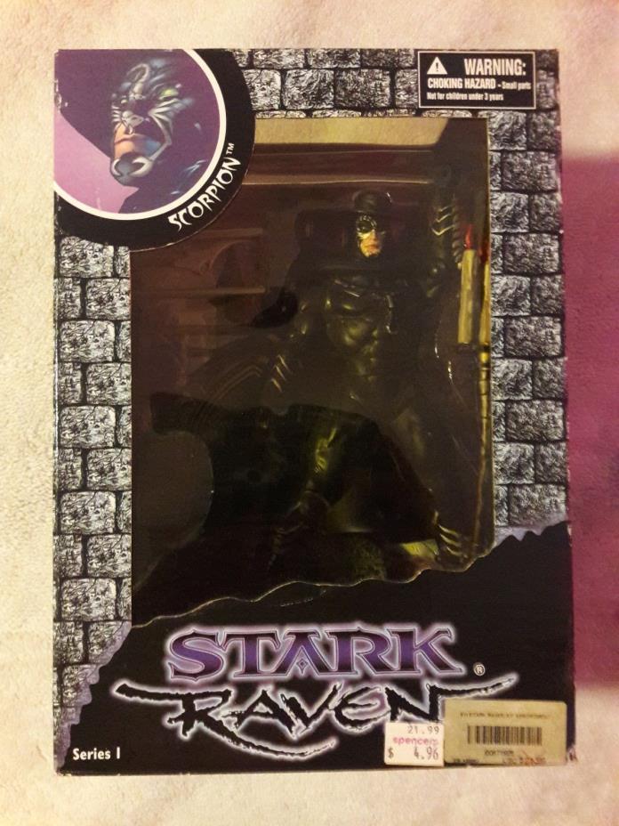 Stark Rave Scorpion 10