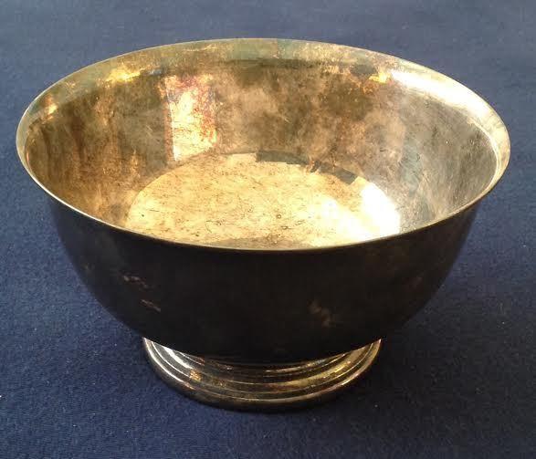 Vintage Gorham Electro Plate Silver Bowl - Marked Gorham EP YC778 VG+