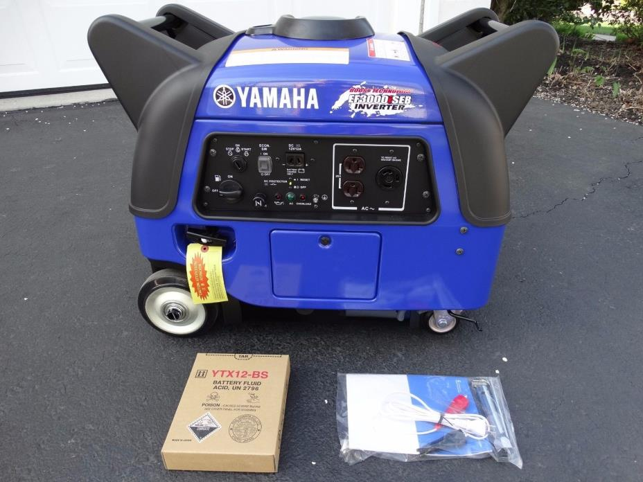 Yamaha portable generator for sale classifieds for Yamaha inverter generators for sale
