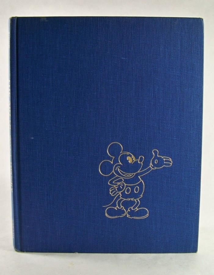 The Art of Walt Disney ~ from Mickey Mouse to the Magic Kingdoms ~ 1975 Edition
