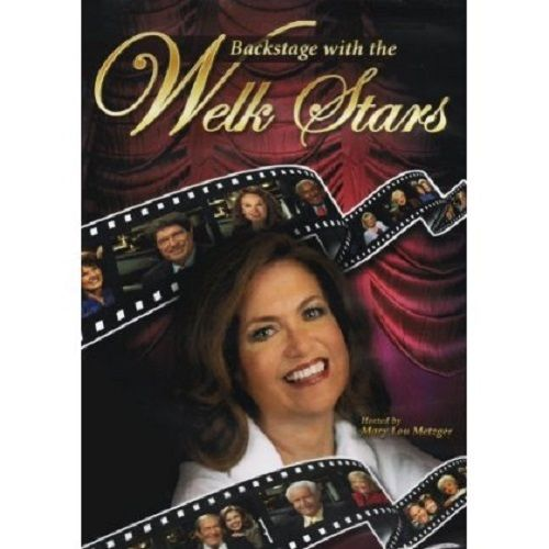 BACKSTAGE WITH THE WELK STARS - DVD VIDEO