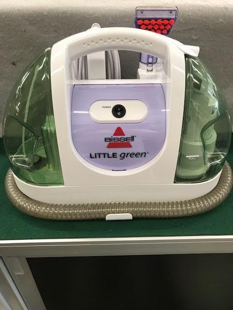 BISSELL Little Green Multi-Purpose Portable Carpet Cleaner/ Shampooer.