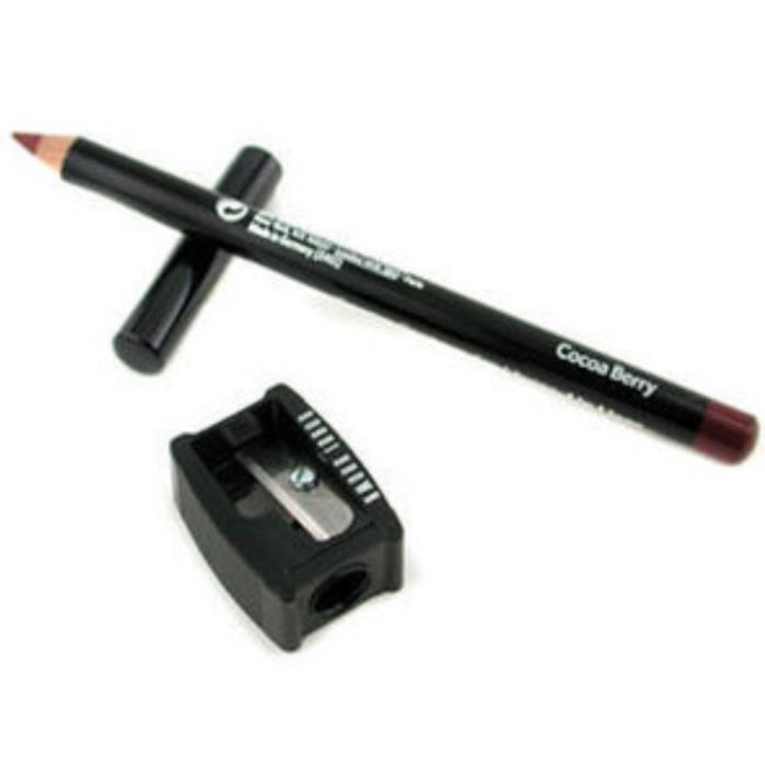 BOBBI BROWN LIP LINER COCOA BERRY NIB GREAT W/ LIPSTICK EYE SHADOW PALETTE BLUSH