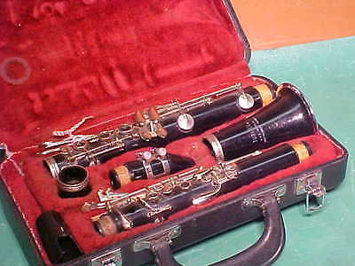 Clarinet Jupiter JCL 631 with Case