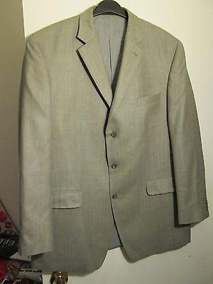 Michael Kors Herringbone Blazer Size 46 Long